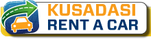 Kusadasi rent a car logo